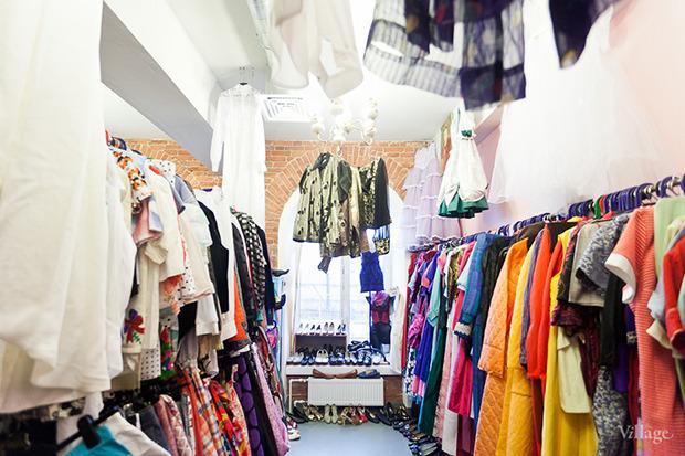Гид по секонд-хендам и винтажным магазинам: 11 мест в Петербурге. Изображение № 3.