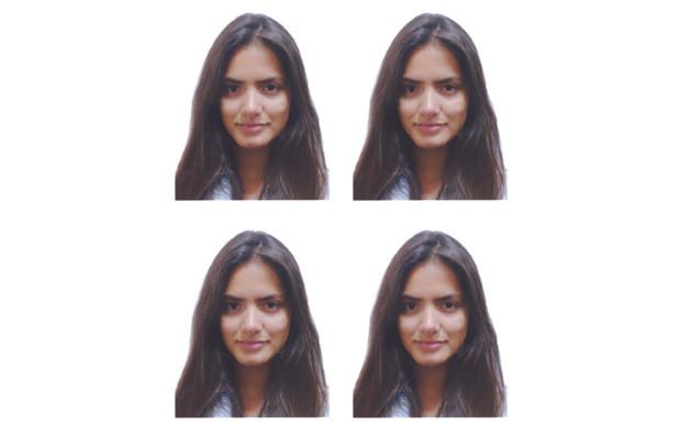 Эксперимент The Village: Как фотографируют на паспорт. Изображение № 17.