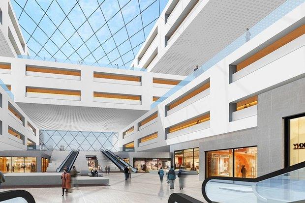 Прямая речь: Голландский архитектор — о торговых центрах, в которых можно работать и отдыхать. Изображение № 16.