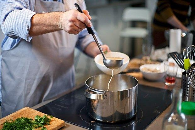 Шеф дома: Грузин и итальянец готовят по рецептам бабушек. Изображение № 49.