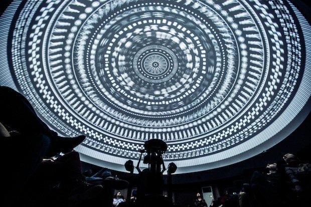 ВМоскве пройдёт фестиваль аудиовизуальных экспериментов Plums Fest. Изображение № 5.