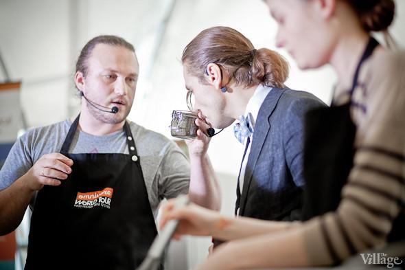 Omnivore Food Festival: Иван Шишкин готовит пеммикан и черемуховые полбяные пряники. Изображение № 36.