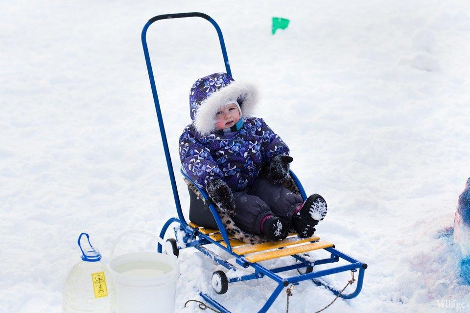 Люди в городе: «Арт-битва снеговиков». Изображение № 8.