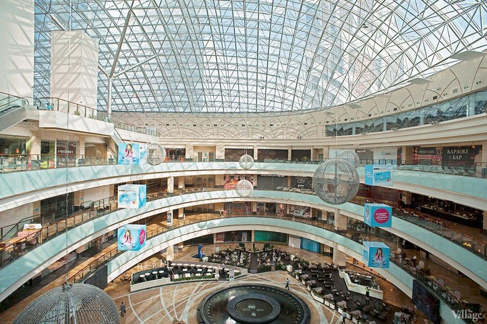 Торговые центры Москвы: «Афимолл». Изображение № 1.