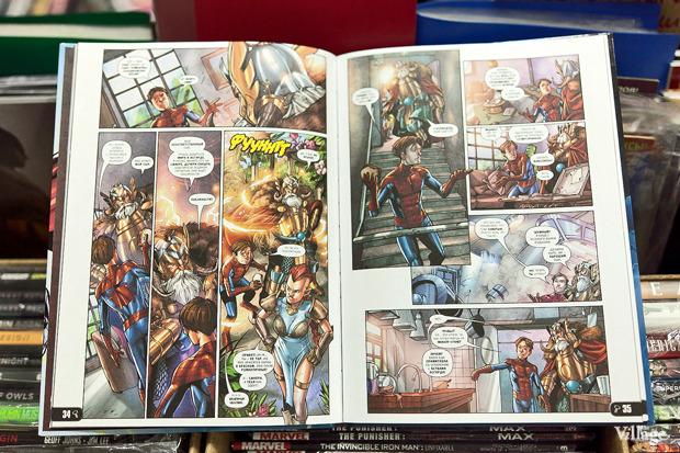 Раскадровка: 6 магазинов илавок с комиксами вПетербурге. Изображение № 26.
