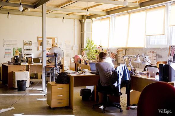 Офис недели: The Creative Factory. Изображение № 25.