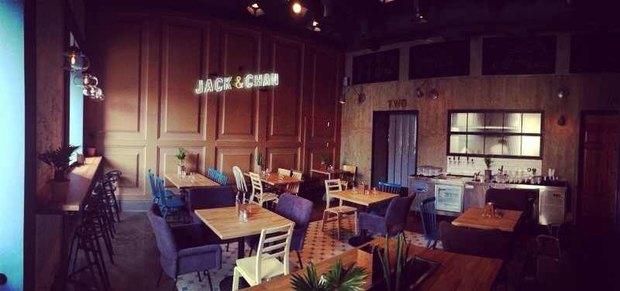 На Инженерной открылось паназиатское кафе Jack&Chan. Изображение № 1.