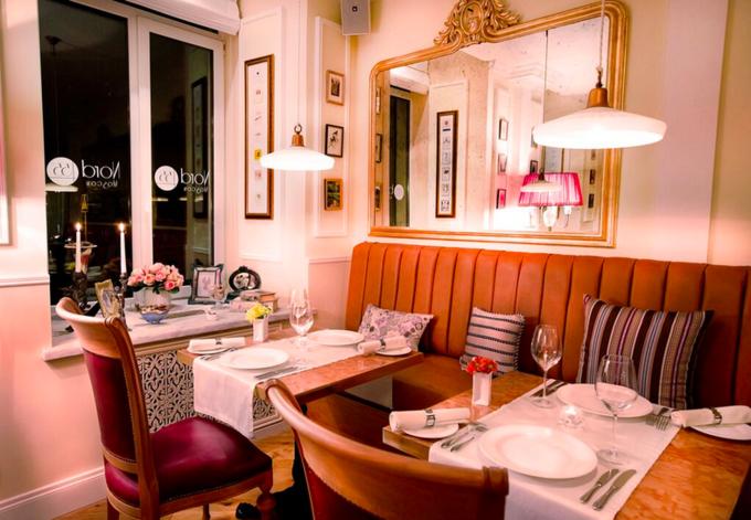 Шеф-повар «Реки» Мишель Ломбарди открыл ресторан Nord 55. Изображение № 1.