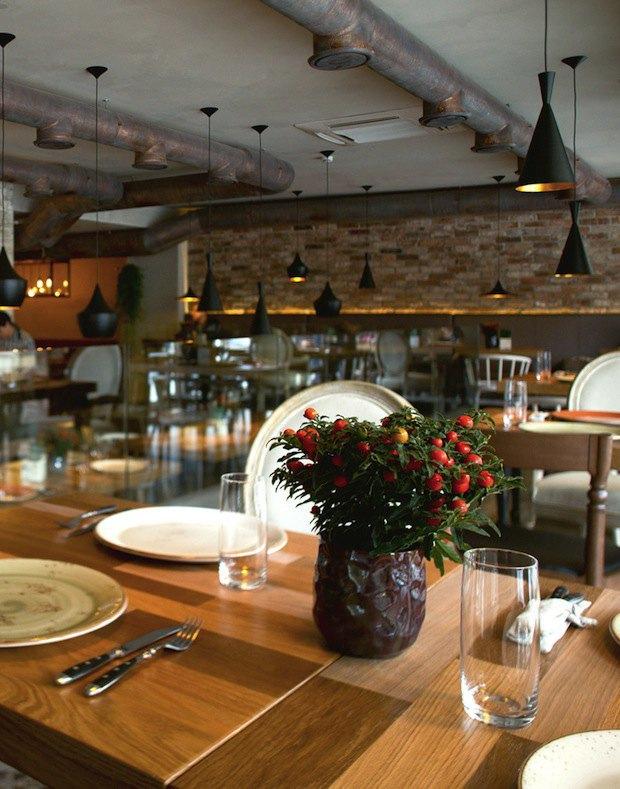 На Покровке открылся ресторан ExtraVirgin. Изображение № 1.
