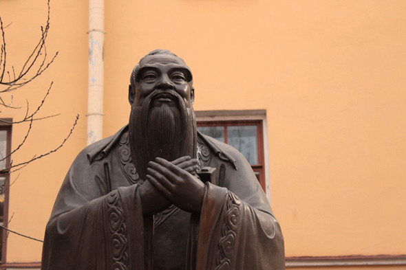 Лига наций: Китайцы в Петербурге. Изображение № 6.