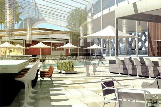 Торговые центры Москвы: 23 новых проекта. Изображение № 7.