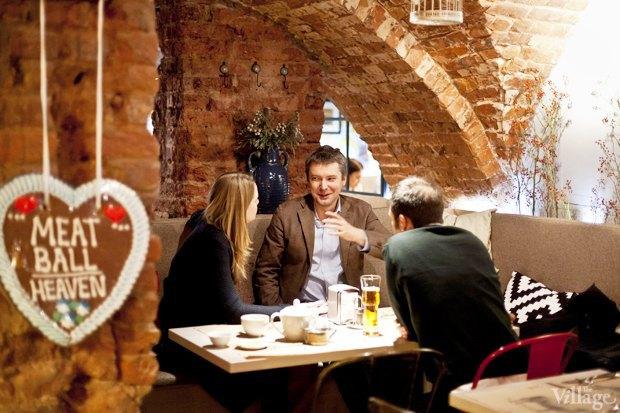 Кафе Meatball Heaven. Изображение № 9.