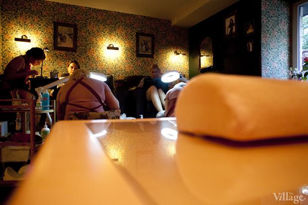 Новое место: Mr. Right Barbershop. Изображение № 23.