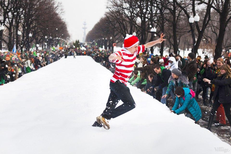 Люди в городе: Участники парада вчесть Днясвятого Патрика. Изображение № 8.