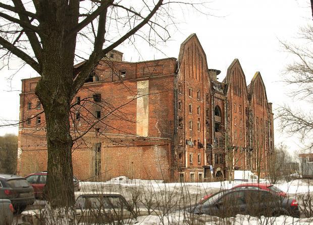 Солодовню завода «Новая Бавария» реконструируют под лофт с жильём. Изображение № 1.