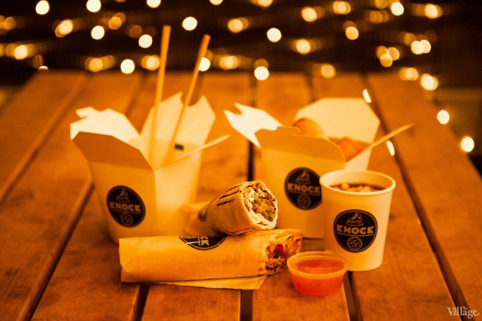 Еда в холода: Где поесть наулице зимой. Изображение № 19.