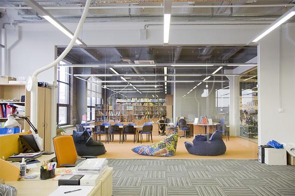 Изображение 2. Новое Место: Британская высшая школа дизайна.. Изображение № 2.