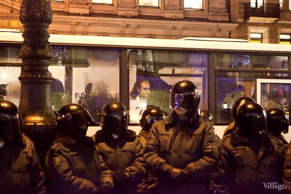 Хроника выборов: Нарушения, цифры и два стихийных митинга в Петербурге. Изображение № 22.