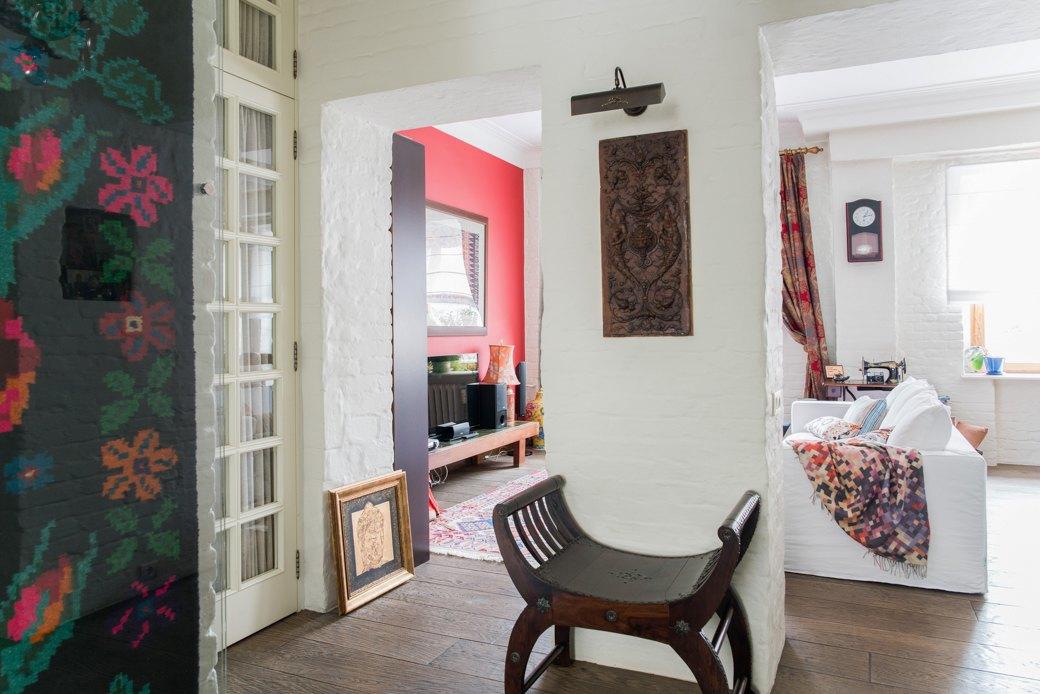 Квартира в Хамовниках с лепниной и ковром ручной работы . Изображение № 14.