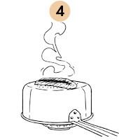 Рецепты шефов: Паста из «Бородинского» хлеба с хлопьями копченого судака. Изображение № 9.