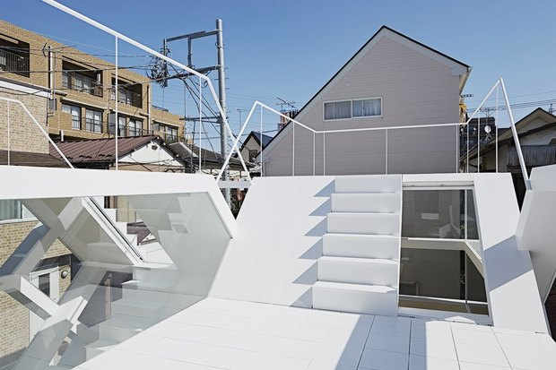 Фото: Koichi Torimura /ArchDaily, Sergio Pirrone /Architect Magazine. Изображение № 15.