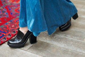 Внешний вид (Москва): Саша Вайдер, дизайнер одежды. Изображение № 2.