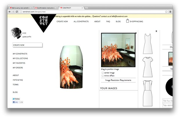 db2b863d186 Гид The Village  11 онлайн-конструкторов одежды и обуви. Изображение № 36.