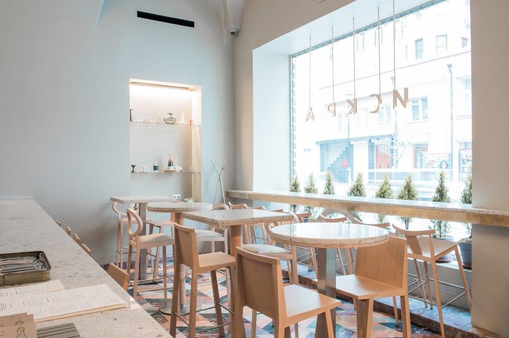 Кафе-бар «Искра» на Покровке. Изображение № 4.