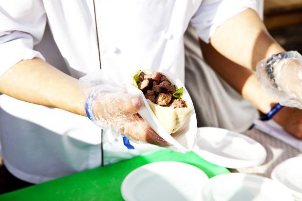 Полевая кухня: Уличная еда на примере Пикника «Афиши». Изображение № 52.