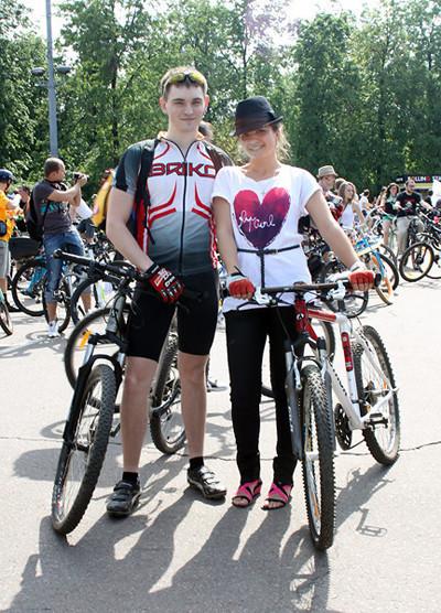 Велопарад Let's bike it!: Чего не хватает велосипедистам в городе. Изображение № 31.