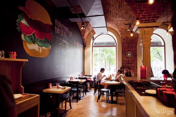 Новое место: Бургер-бар «11/1». Изображение № 12.