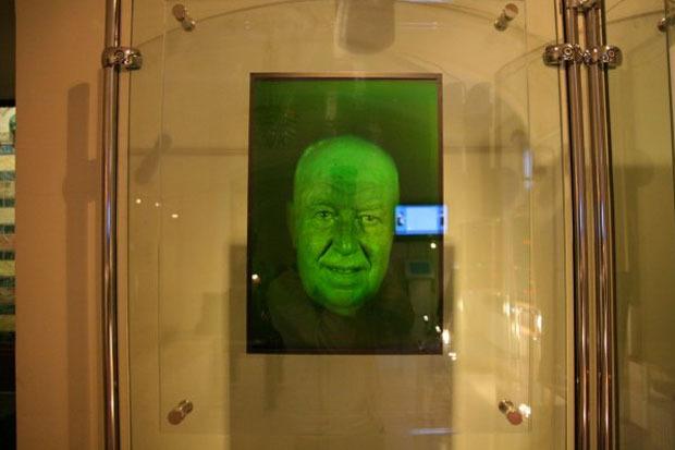 Зал голографии Музея оптики. Изображение № 7.