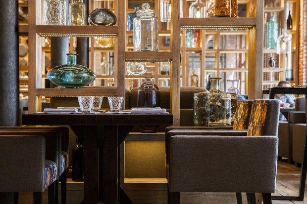 Интерьер обновленного ресторана «Шинок». Изображение № 11.