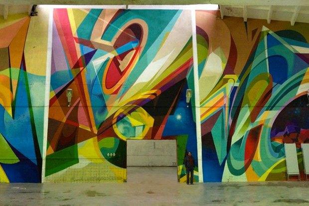 Предоставлено пресс-службой Музея уличного искусства streetartmuseum.ru. Изображение № 24.