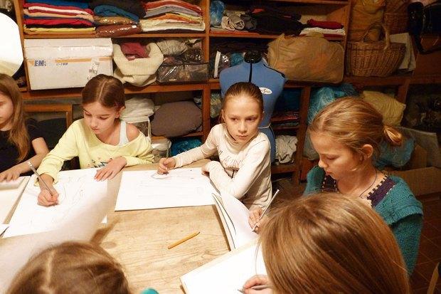 Как превратить заброшенный дом в детский центр. Изображение № 4.