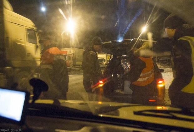 На трассе М-10 Москва — Петербург запустят систему «умная дорога». Изображение № 2.