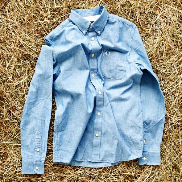 Вещи недели: 15 джинсовых рубашек. Изображение № 14.