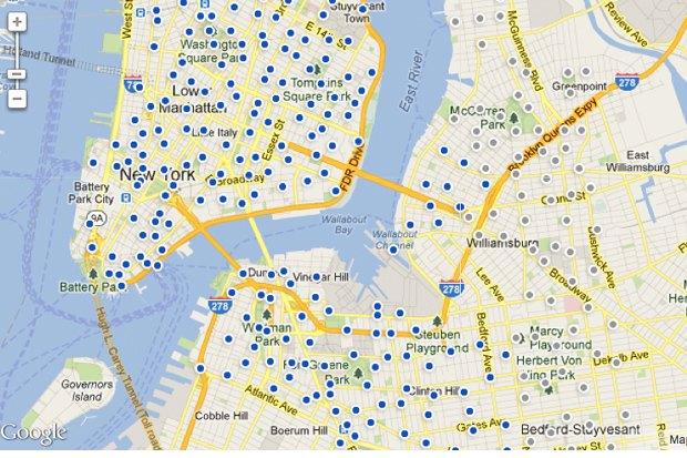 Иностранный опыт: Какзапускали велопрокат вНью-Йорке. Изображение № 9.