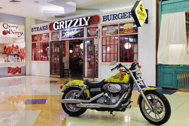 Grizzly Bar в Екатеринбурге. Изображение № 1.