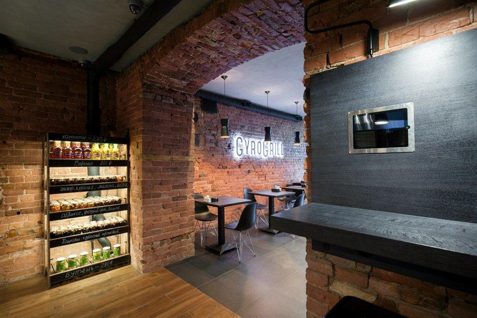 Кафе GyroGrill на Литейном. Изображение № 5.