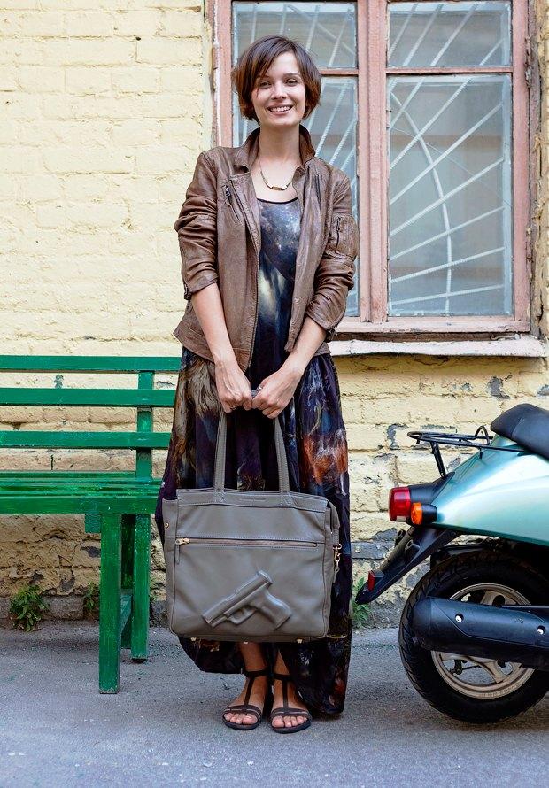 Внешний вид (Киев): Ольга Закревская, владелица фотостудии Folga. Изображение № 1.