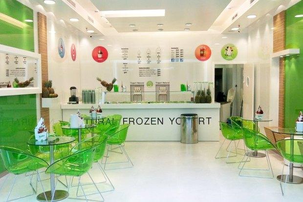 Испанское кафе с замороженным йогуртом откроется в Петербурге. Изображение № 2.