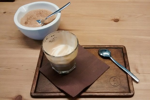 Где пить кофе вПраге. Изображение № 3.