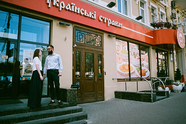 Вторая Poloвинка: Русалия и Антон Або . Изображение № 30.