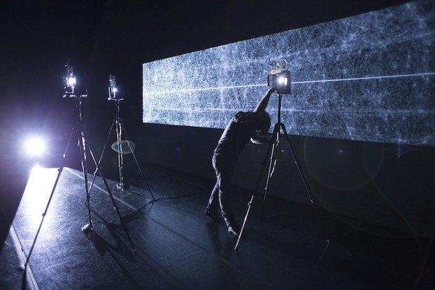ВМоскве пройдёт фестиваль аудиовизуальных экспериментов Plums Fest. Изображение № 1.