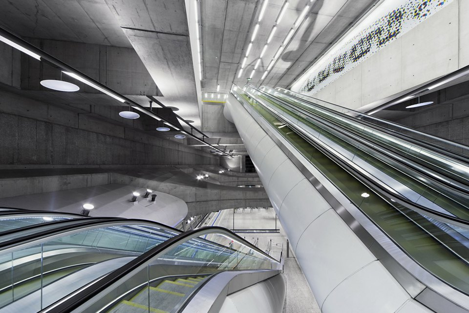 7 самых эффектных зарубежных систем метро. Изображение № 1.