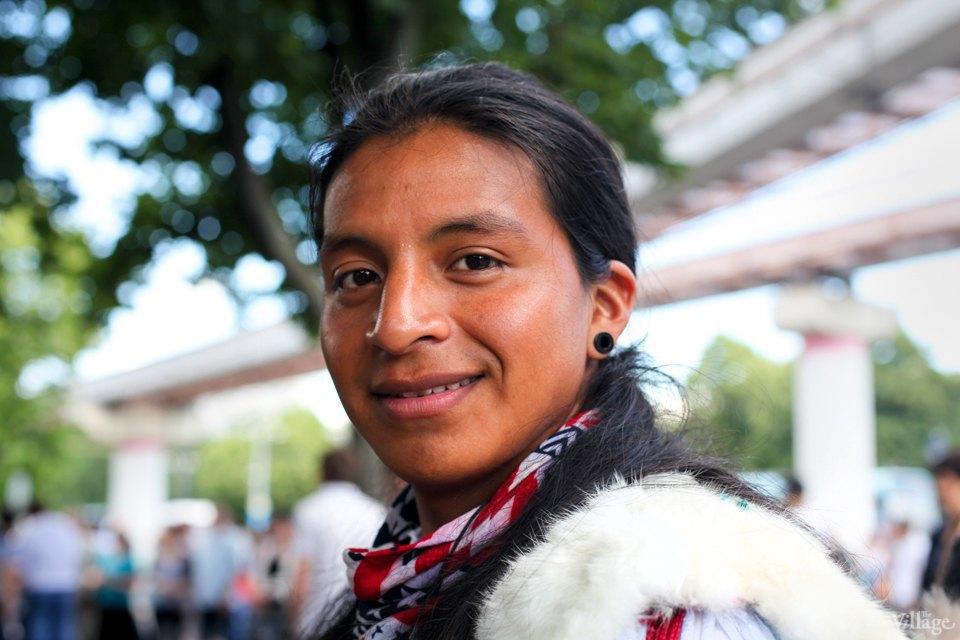 Гости столицы: Как вМоскве оказались индейские музыканты. Изображение № 28.