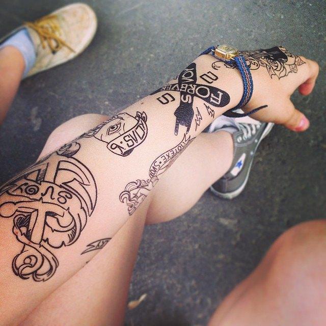 Фестивали Нашествие, Svoy Субботник и Outline вснимках Instagram. Изображение № 32.