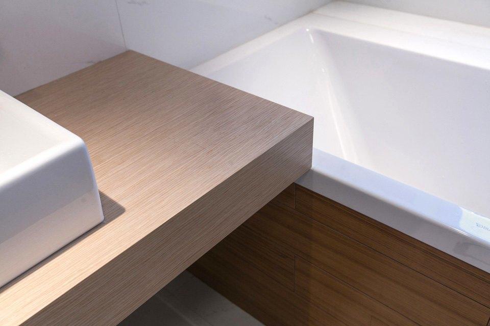 Квартира для семьи  с минималистским интерьером. Изображение № 17.