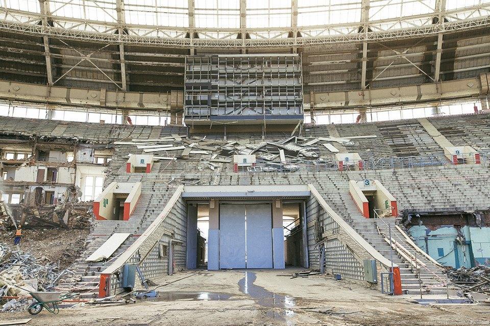 Как сейчас выглядит стадион «Лужники». Изображение № 11.